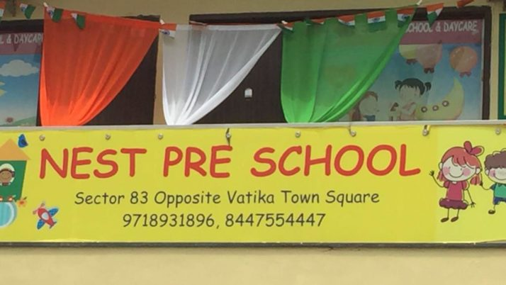 Annual Function 2019-20 – Nest Preschool